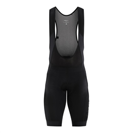 Craft, Essence Bib Shorts, Sort, Herre