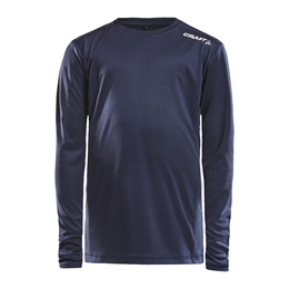 Craft, Rush LS Tee, Junior, Navy