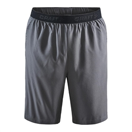Craft, Core Essence Relaxed Shorts, Granite, Herre