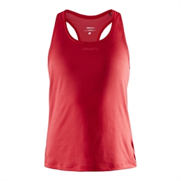 Craft, Adv Essence Singlet, Bright Red, Dame