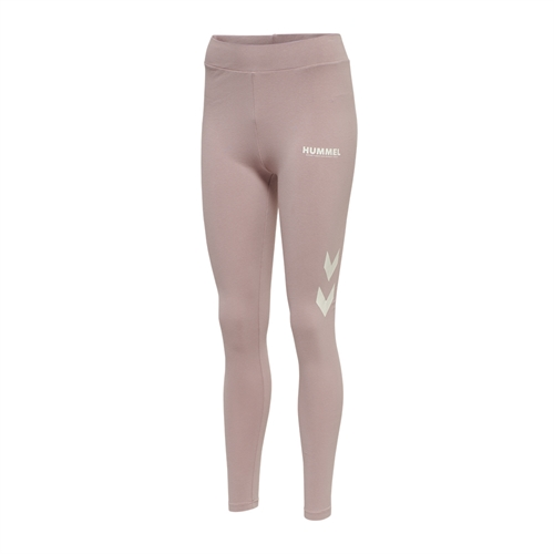 hummel, Legacy Woman High Waist Tights, Woodrose