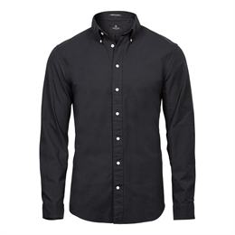 Tee Jays, Perfect Oxford Shirt, Sort, Herre
