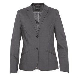 Blazer, Dame, Dark Grey