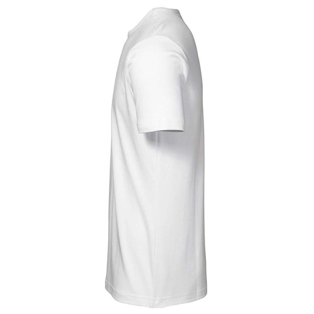 Interlock T Shirt, Herre, Hvid