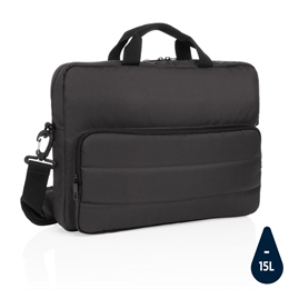 "Impact AWARE™ rPET 15.6"" laptop taske"