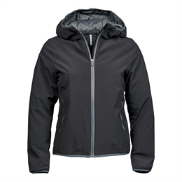 Tee Jays, Womens Competition Jacket, Sort / Space Grey