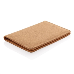 ECO Cork RFID sikret pas cover
