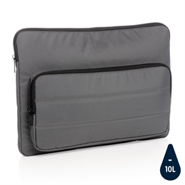 "Impact AWARE™ RPET 15,6"" laptop lomme, stenkul"